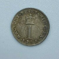 1792  1 One Penny Maundy United Kingdom UK Great Britain    MP155