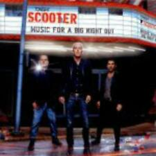 SCOOTER-MUSIC FOR A BIG NIGHT OUT (ASIA) CD NEW