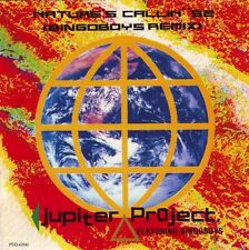 JUPITER PROJECT Nature's Callin' 92  CD Maxi Single 1992  [dj:] Japan  Bingoboys