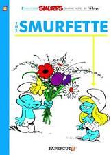 The Smurfs #4: The Smurfette  by Peyo & Yvan Delporte (2011, Hardcover)