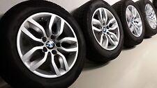 4x BMW X3 F25 X4 F26 *Y-Speiche* Alufelgen Pirelli Winterreifen 225/60 R17 99H