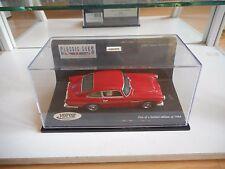 Vitesse Aston Martin DB4 in Red on 1:43 in Box