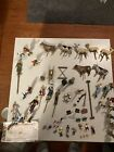 50+Vintage ERNST PAUL LEHMNN Scale standing/Seated  Figures, Animals, And More!!