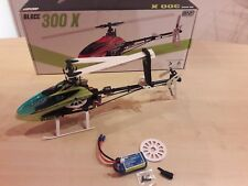 RC Heli Blade 300X BnF Top Zustand!
