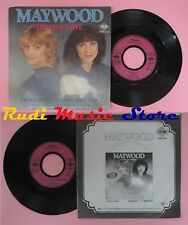 LP 45 7'' MAYWOOD Distant love I'm in love for the very first time no cd mc dvd