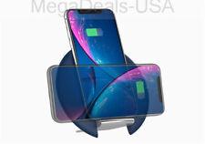 Cygnett Prime 10W Wireless Fast Charging Desk Charger Blue - (H4)