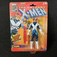Uncanny X-Men Marvel Legends Retro Classic Cyclops