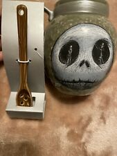 Disney Jack Skellington Mug and Spoon Set~ The Nightmare Before Christmas NEW