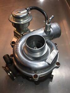 Yamaha Sidewinder Turbo Turbocharger