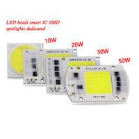 GI- KF_ 15/20/30/50W High Voltage Smart IC SMD LED Floodlight COB Chip Lamp Bead