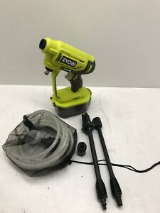 RYOBI RY120350 ONE+ 18-Volt 320 PSI Cold Water Cordless Power Cleaner LN M