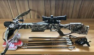 Excalibur Matrix 405 Crossbow Package With Custom Accessory Kit Included