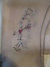 1Pr Vintage Veitel Dark Seamed Full Fashion Sheer Nylon Stockings 9 1/2 Heart