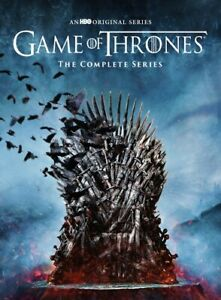 GAME OF THRONES THE COMPLETE SERIES SEASONS 1-8 DVD BOX SET NEW FAST SHIPPING