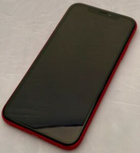 Apple iPhone XR - 128GB - (PRODUCT) RED (Unlocked) A2105 (GSM)