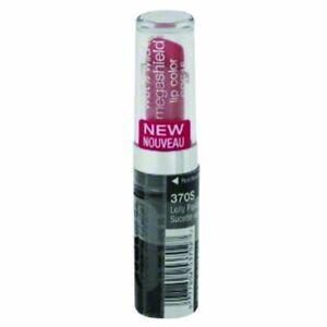 Wet N Wild MEGA SHIELD Lip Color Stick SPF 15 370S LOLLY POPSTAR New Sealed