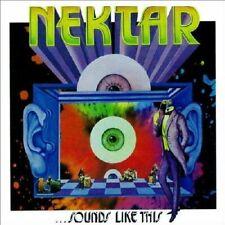 NEKTAR - Sounds Like This - CD 1973 Bacillus