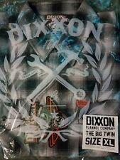Dixxon flannel xl big twin