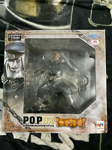 Megahouse P.O.P DX Portrait Of Pirates Deluxe One Piece Shiryu Shiliew