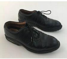 Nike Men's Golf Shoes Sz 9 Goretex Kempshall Last Zm Air Black Soft Spike