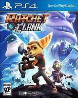 PS4 Ratchet & Clank PlayStation Hits (Sony PlayStation 4, 2016) New Sealed Game