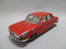 AI071 DINKY TOYS FR BMW 1500 ROUGE Ref 534 1/43 ECAILLEE