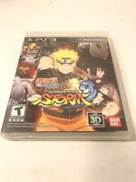 Naruto Shippuden: Ultimate Ninja Storm 3 Sony Playstation 3 PS3 - Complete