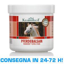"PFERDEBALSAM W�""RMEND EXTRA STARK 500 ml BALSAMO CAVALLO RISCALDANTE Extra Forte"
