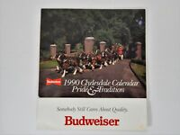 1990 Budweiser Clydesdale Calendar Pride and Tradition