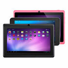 """7"""" Dual Core Google Android 4.2 Tablet PC 4GB A23 Dual Camera WiFi Touch H5"""
