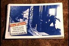 THREE TEN 3:10 TO YUMA 1957 LOBBY CARD #8  GLENN FORD CLASSIC WESTERN