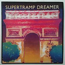 "Supertramp Dreamer Single 7"" UK 1980 version Live in Paris"