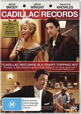 Cadillac Records (DVD, 2009) Region 4 Used in Like NEW Condition with Free Post