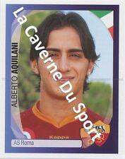 N°358 ALBERTO AQUILANI # ITALIA AS.ROMA STICKER PANINI CHAMPIONS LEAGUE 2008