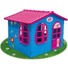 Spielhaus my little Pony für Kinder Kinderhaus Gartenhaus Kinderspielhaus pink
