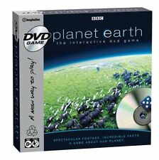 PLANET EARTH - THE INTERACTIVE DVD GAME