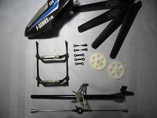 Reparatur Set, Crash Set, RC Helicopter, MJX F629, 2.4GHz, 4 Kanal  Hubschrauber