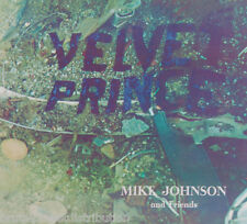MIKE JOHNSON - VELVET PRINCE (*NEW-CD, 2012) Exkursions Xian Psych Rural Rock