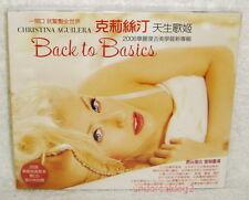 Christina Aguilera Back To Basics Taiwan 2-CD+28P w/BOX