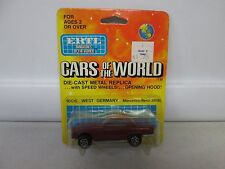 Ertl Cars of the World West Germany Mercedes-Benz 350SL No 1606