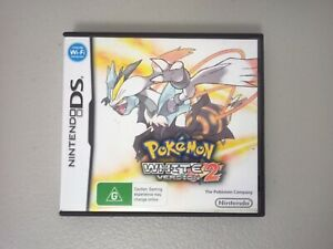 Pokemon: White Version 2 | Nintendo DS | PAL AUS Release | Complete in Box