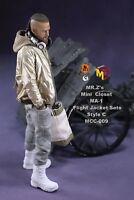 MCCToys Mr.Z 1/6 MCC009 Jacket Shirt Pants Flight Jacket Toy Figure Model