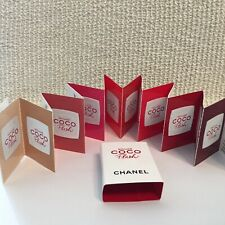 Newest Chanel ROUGE COCO Flash Lipstick Sample 15 shades x 0.04g@