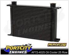 Aeroflow Engine or Transmission Oil Cooler 25 row 193mm x 330m x 51mm AF72-4025