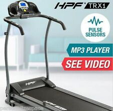 HPF TRX1 Treadmill Electric - Exercise Equipment Machine Fitness Motorised AU