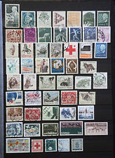 Sweden Stamps collection on 5 pages