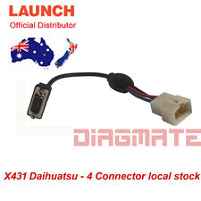 Original LAUNCH X431 Daihuatsu-4 for PRO3 PRO SCANPAD PAD2 PAD IDIAG AU stock