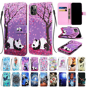 Bling Diamond Leather Case Cover For iPhone 13 12 MINI 11 Pro XS Max XR 6S 7 8 P
