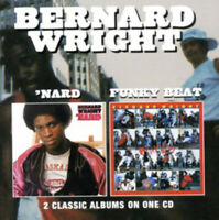 Bernard Wright : 'Nard/Funky Beat CD (2011) ***NEW*** FREE Shipping, Save £s