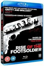 Rise of The Footsoldier Blu-ray DVD Region 2